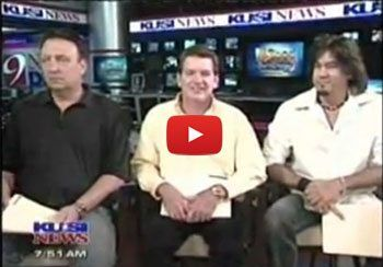 Non-Surgical Hair Replacement for Men. KUSI TV News