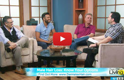 mens hair restoration san diego california